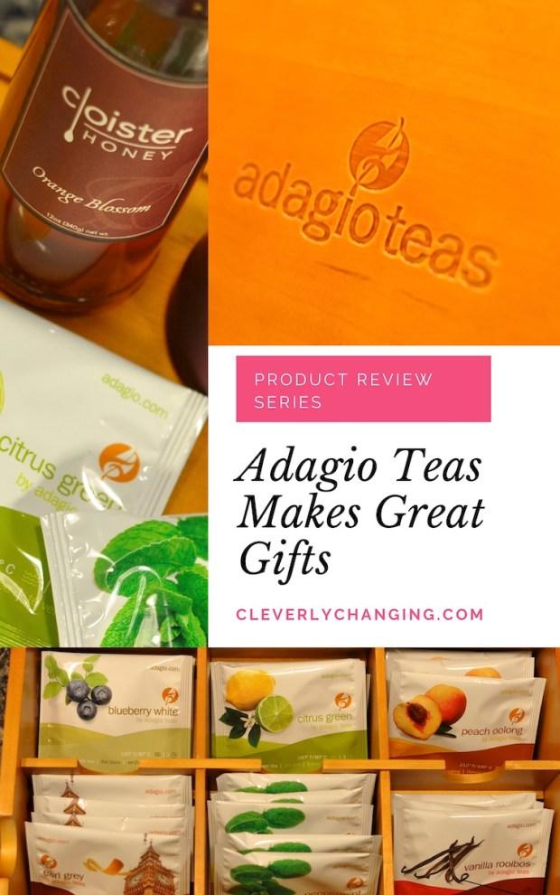 Adagio Teas Makes Great Gifts