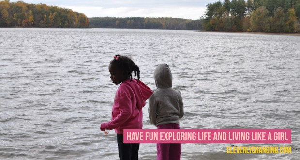Have Fun Exploring Life and Living Like a girl | AD for Always