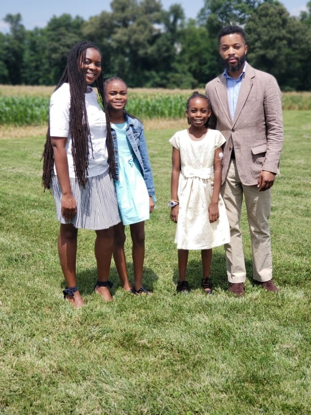 African American Family - T1D thoughts and connection