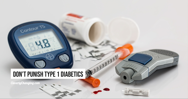Do not punish Type 1 Diabetics By Making Treatment Unafforadable