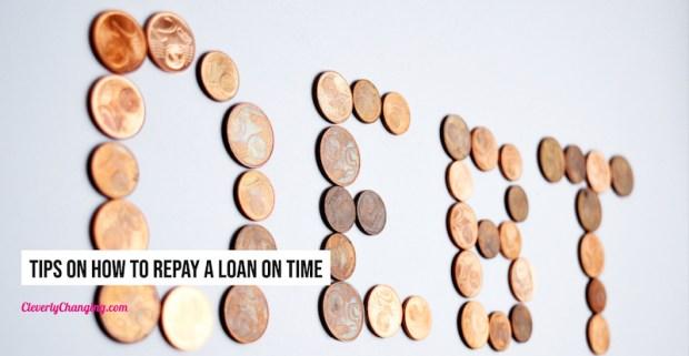 repay a loan