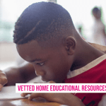 Vetted Home Educational Resources by Subject