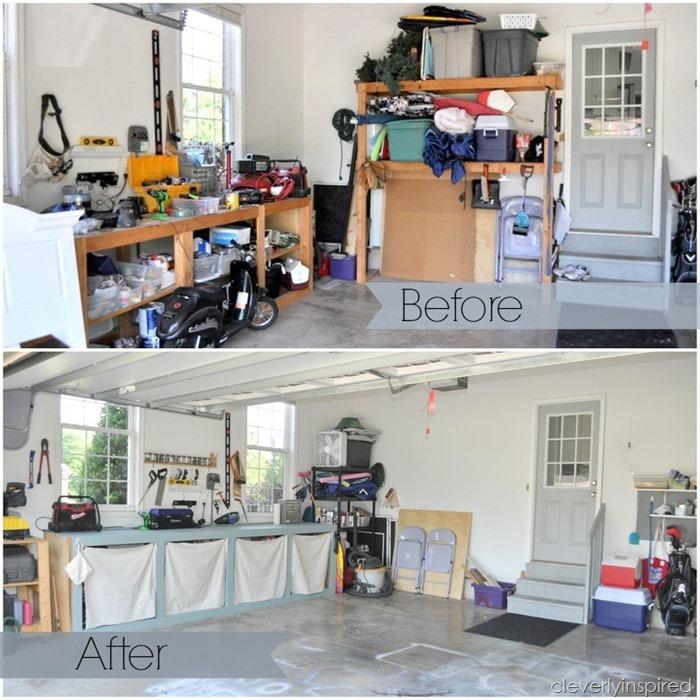 10 inexpensive tips to organize the garage on Organized Garage  id=30401
