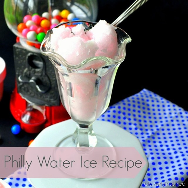 philly water ice recipe @cleverlyinspired (5)