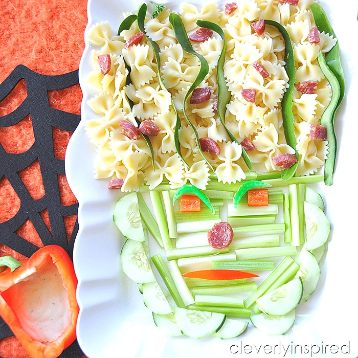 Halloween Party Food @cleverlyinspired (1)