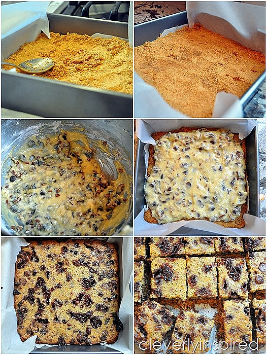 Derby Pie Cookie Bars @cleverlyinspired (1)