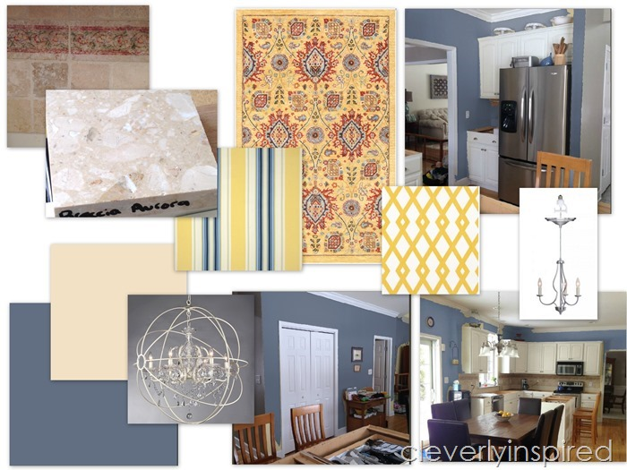 A French Country Inspired Kitchen Reader Redesign