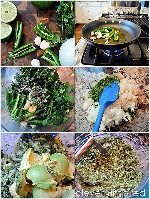 fresh garlic guacamole @cleverlyinspired (5)
