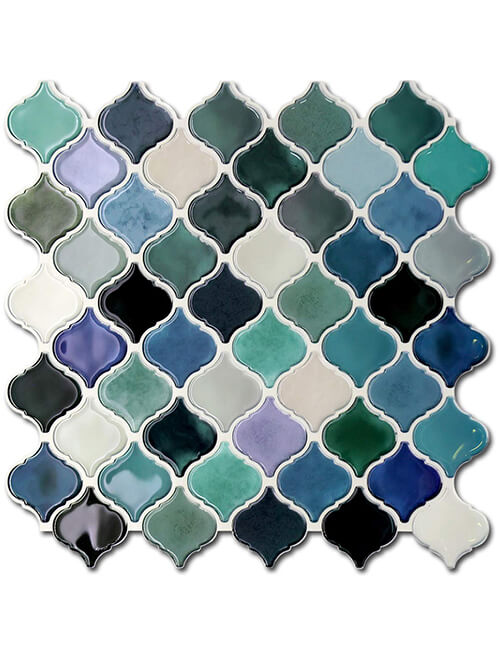 peel and stick tiles for shower walls 6pcs pack