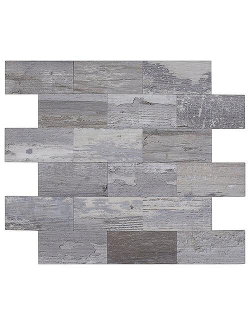 peel and stick pvc composite wood panel 5pcs per pack
