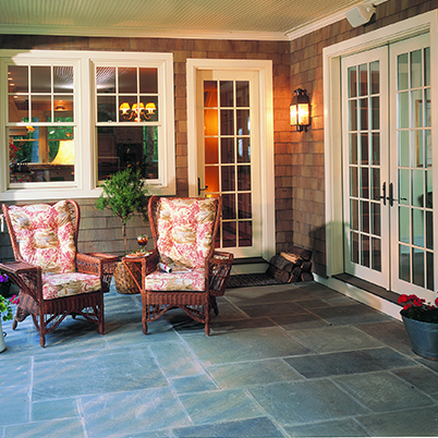 french and hinged patio doors