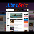 AltavaStar Free WordPress Theme Documentation - Clevious