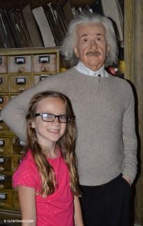 Our Einstein with Einstein