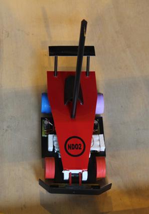 Concours Robots
