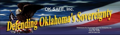 Oklahoma:  OK-Safe Reviews State Questions for General Election on Nov 2nd