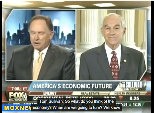 Ron Paul Interview: Turn Off the Printing Presses, Allow the People to Keep What They Earn
