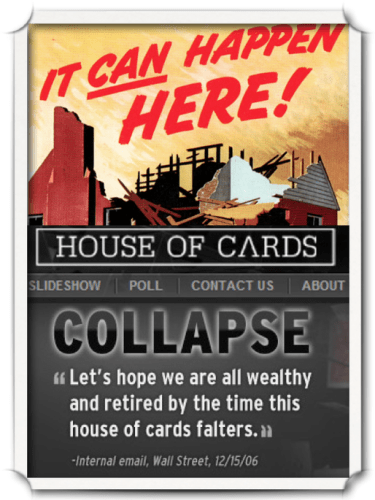 Financial Collapse: Can It Happen Here? If So, Then What?