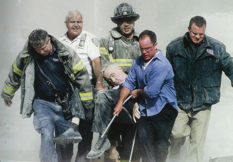 Was THIS man banned from September 11, Mayor Bloomberg?