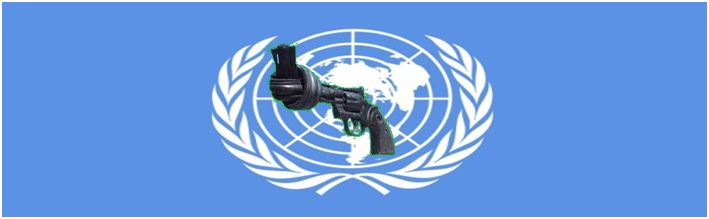 Rep. Walsh to UN: No Gun Control Treaties