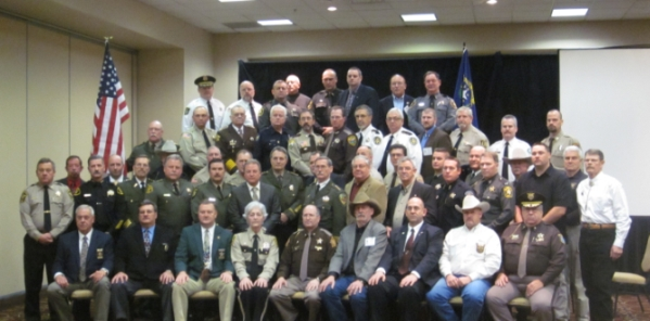 County Sheriff Project a Success, Is your Sheriff in the picture? Why Not??