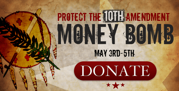 Protect The 10th Amendment Moneybomb