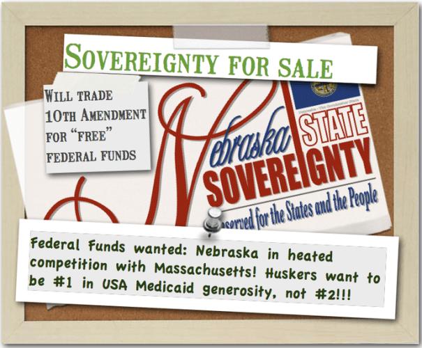 The Myth of Nebraska's Sovereignty Resolution (10th Amendment)