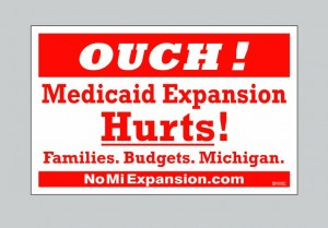 New! No Medicaid Expansion Campaign Launched