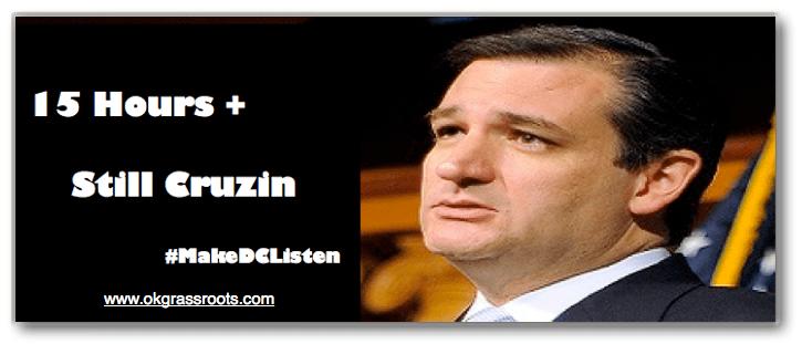 Still Cruzin — #MakeDCListen