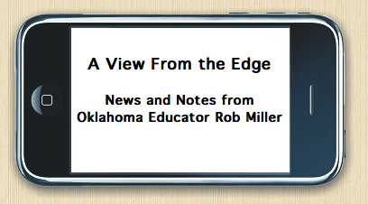 A View from the Edge by Rob Miller