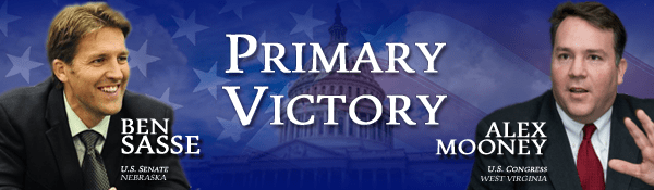 Two Victories for GOA Endorsed Candidates in Nebraska and West Virginia!