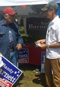 Randy Barnett at Sunfest Friday – Saturday – Sunday May 30th – June 1st in Bartlesville