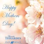 Teegarden on Mothers Day