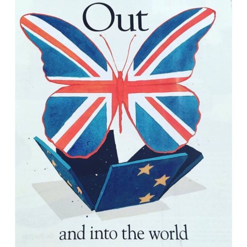 Celebrating British Independence Day #Brexit