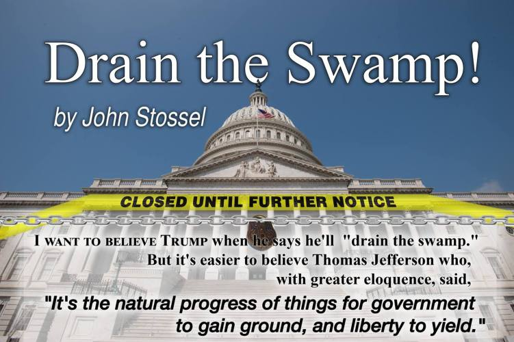 Drain the Swamp by John Stossel