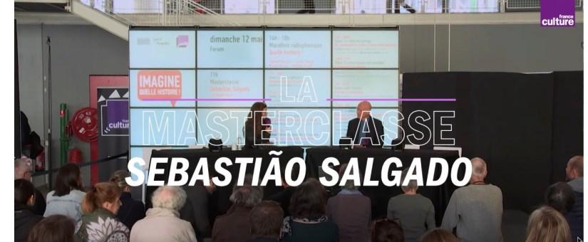 La Masterclasse de Sebastião Salgado