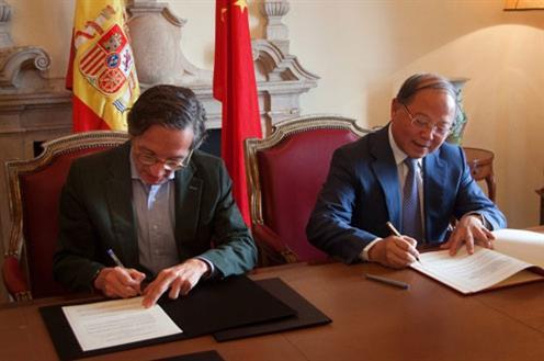 España y China juntos en defensa del Patrimonio Cultural