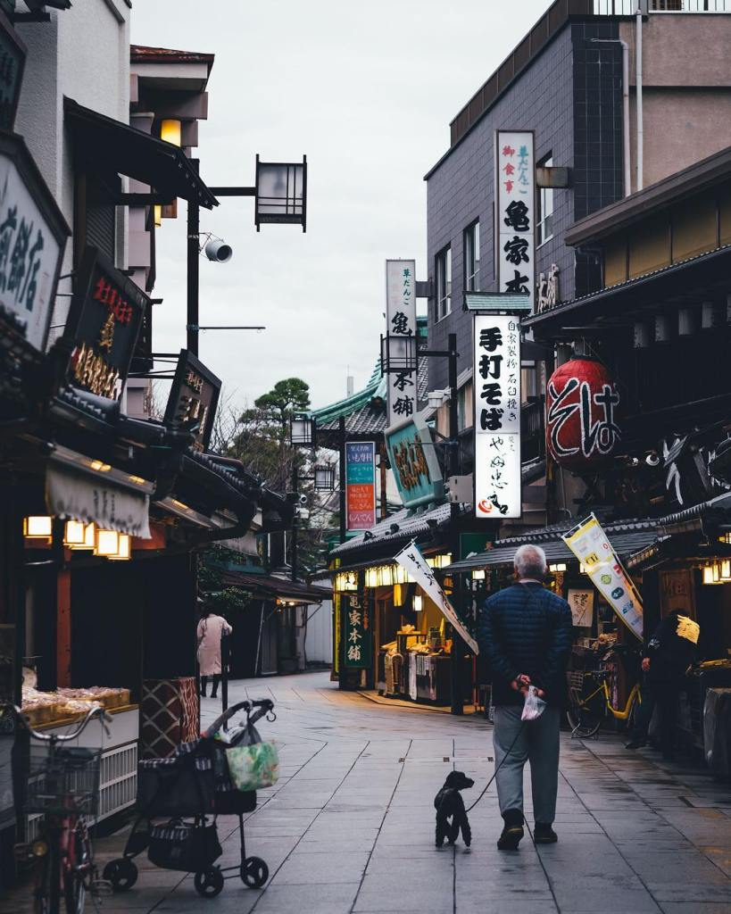 Cuentas Instagram Japonesas