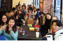 Haz amigos en Seúl