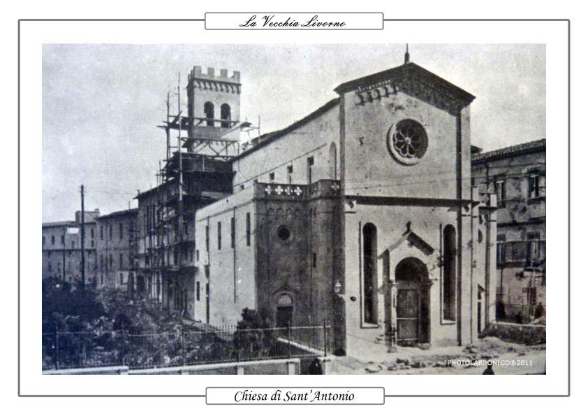 Chiesa S Antonio CliccaLivorno