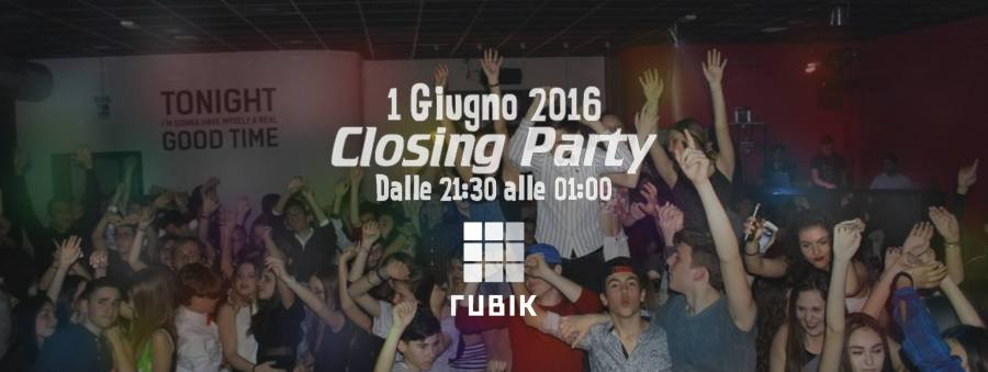 Closing Party Rubik Livorno CliccaLivorno