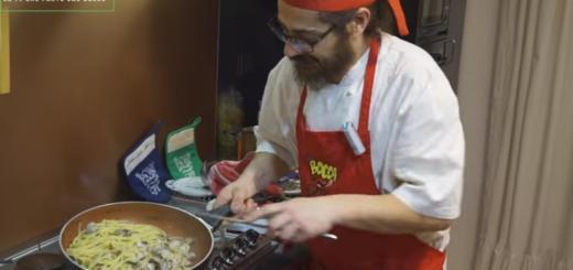 Spaghetti ai lupini di mare CliccaLivorno