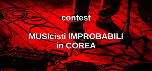 Contest Musicisti Improbabili in Corea Aeroc CliccaLivorno banner