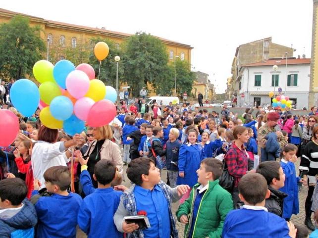 AVO festa bambini Livorno