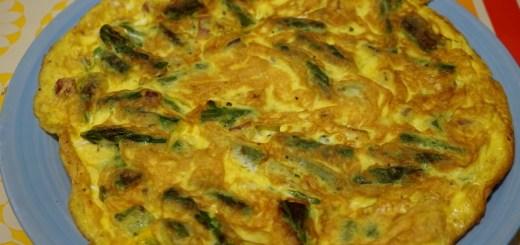 Ma la 'onosci la frittata asparagi e speck del Bocca il boccatv CliccaLivorno