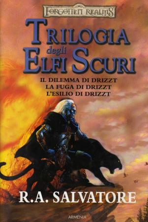Trilogia degli elfi oscuri CliccaLivorno