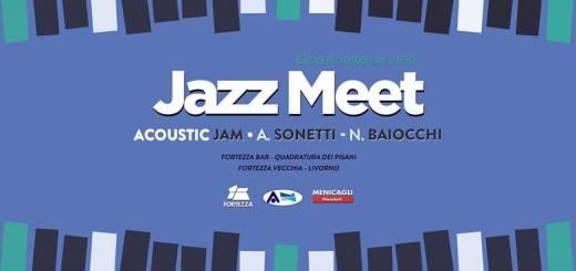 Jazz Meet•Acoustic Jam - Fortezza Vecchia