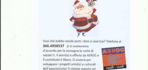 Babbo Natale CliccaLivorno