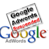 Google Adwords Suspended