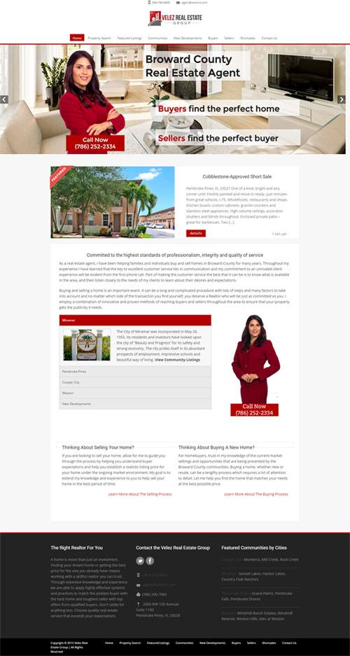 Vannellia Velez old website