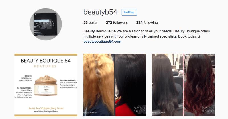 bb54 instagram